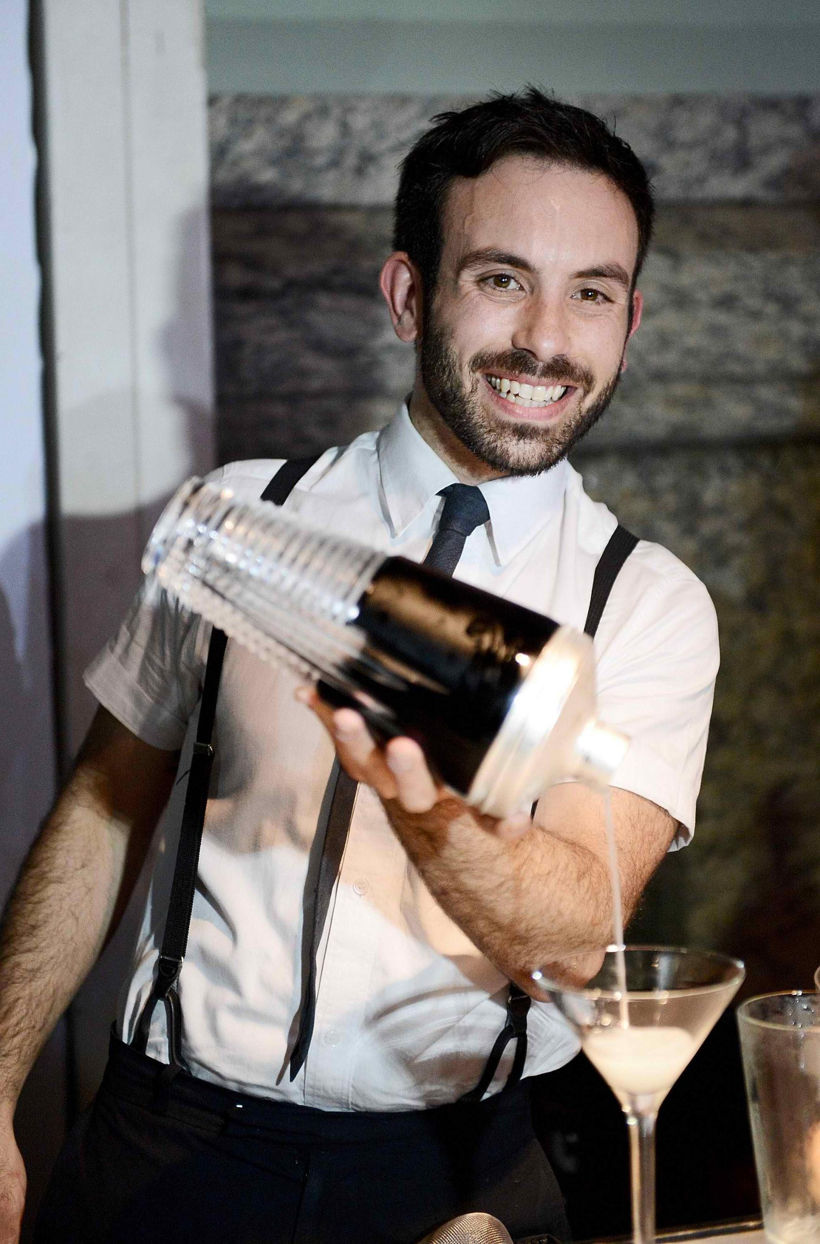 "World Class Bartender Tim Philips: ""Meine Inspiration? Bad drinking habits"""