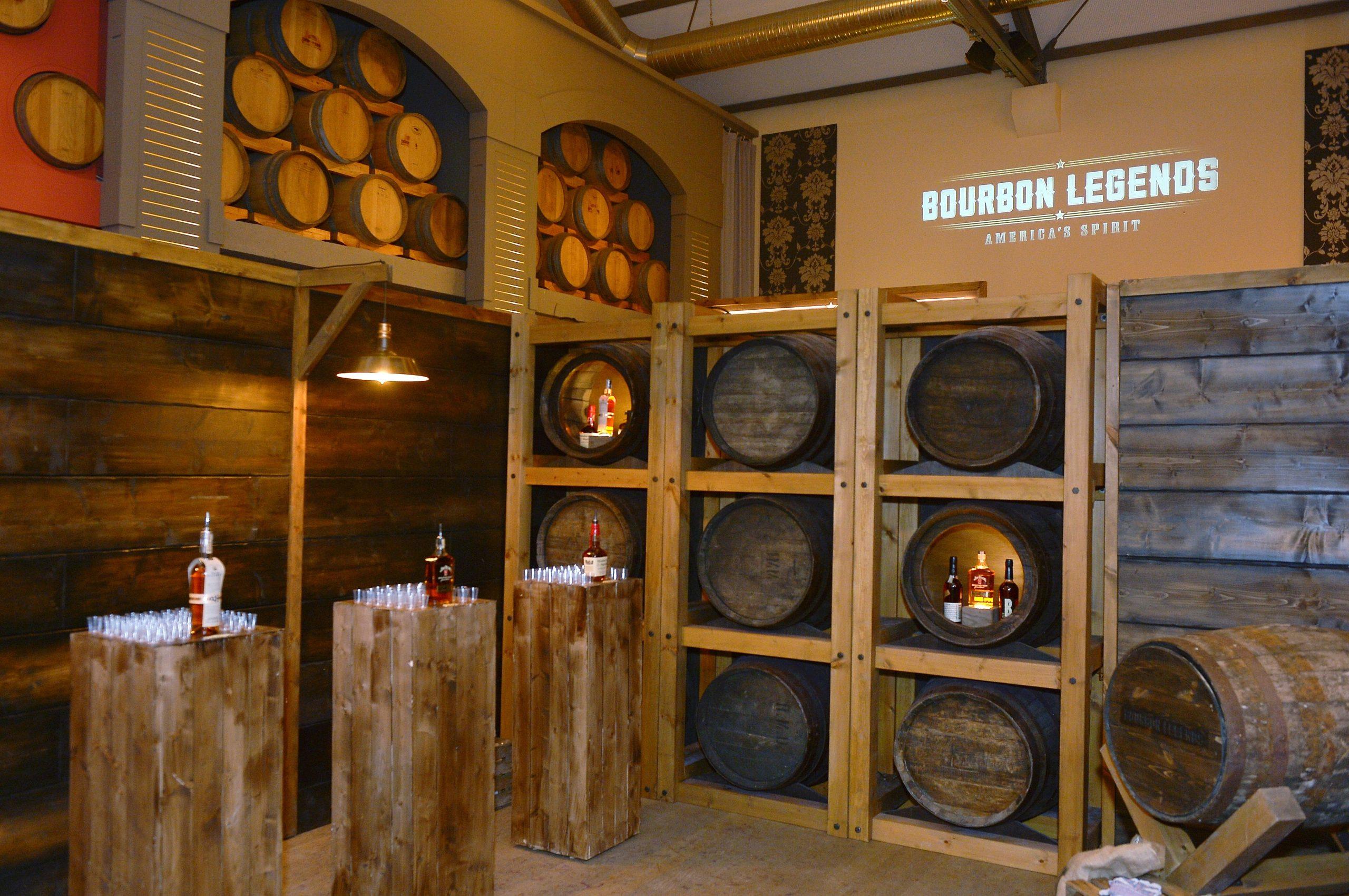 Zu Gast auf dem Bourbon Legends Event