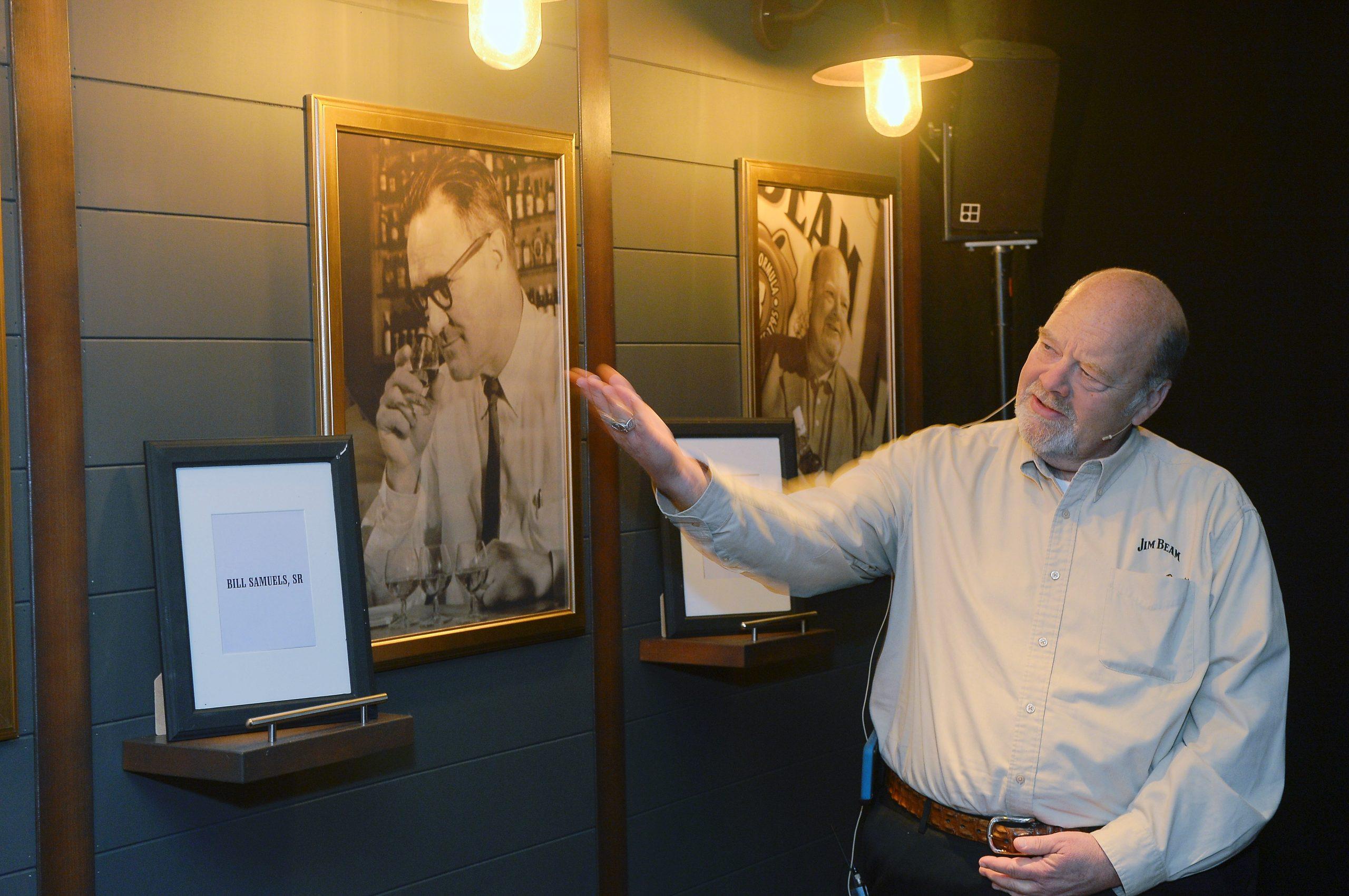Master-Distiller Fred Noe im Gespräch