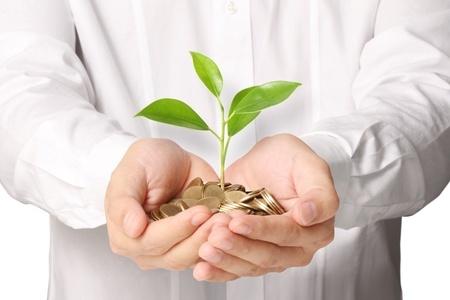 Sparen ist gut, investieren noch besser