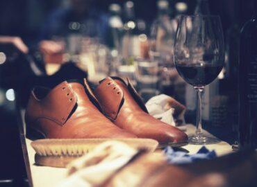 Richtig Schuhe putzen leicht gemacht