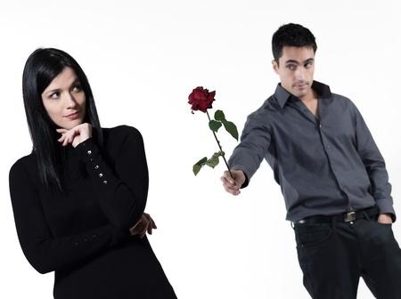Attraktiv oder anziehend? Wie Mann bei Frau ankommt