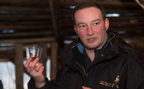 Whisky-Experte Even Gunn von Johnnie Walker im Interview mit dem Gentleman-Blog
