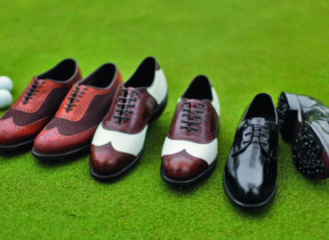 Golfschuhe – Hightech mit Tradition