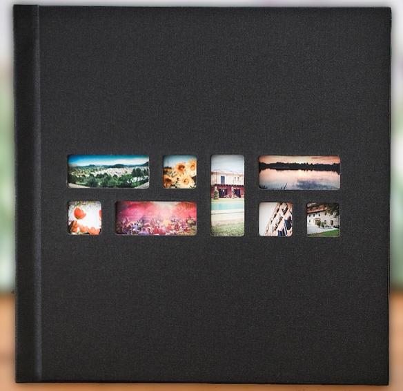 Perfektes Geschenk für zwischendurch: Fotobuch 20 Moments