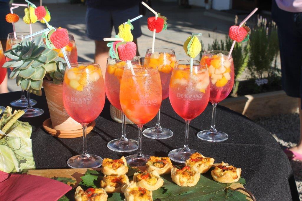 Wein-Cocktails: Trendgetränk für den Sommer
