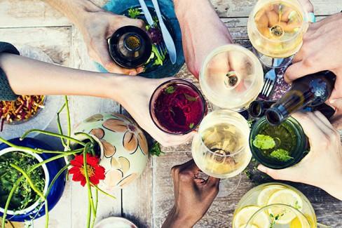 """""""Spritz"""" mit Stil – Herb-frische Sommerdrinks"""