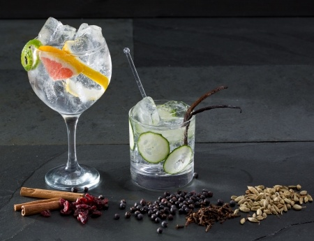 Gin and Tonic Variationen