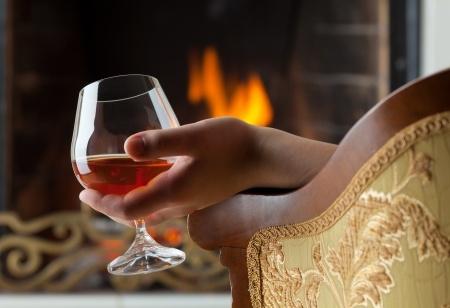 Männer unter sich: Ein besinnlicher Herrenabend mit Whiskey