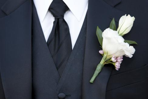 Dresscode für Bräutigam & Best Man