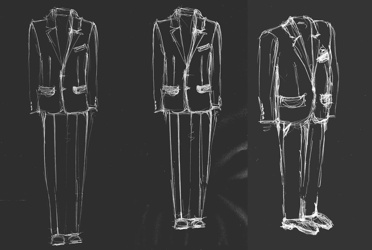 Welcher Anzug zu welcher Körperform passt