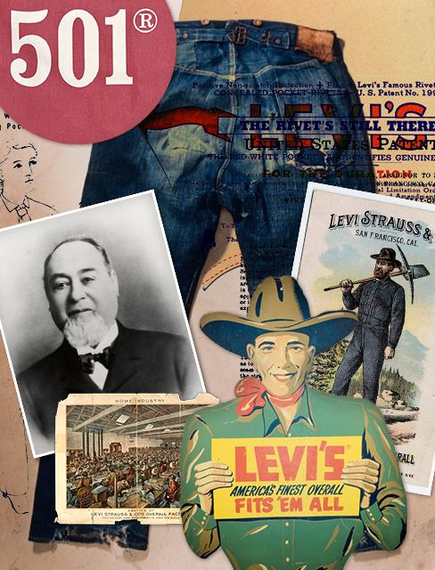 Levi´s 501: Die Geschichte der Kult-Jeans