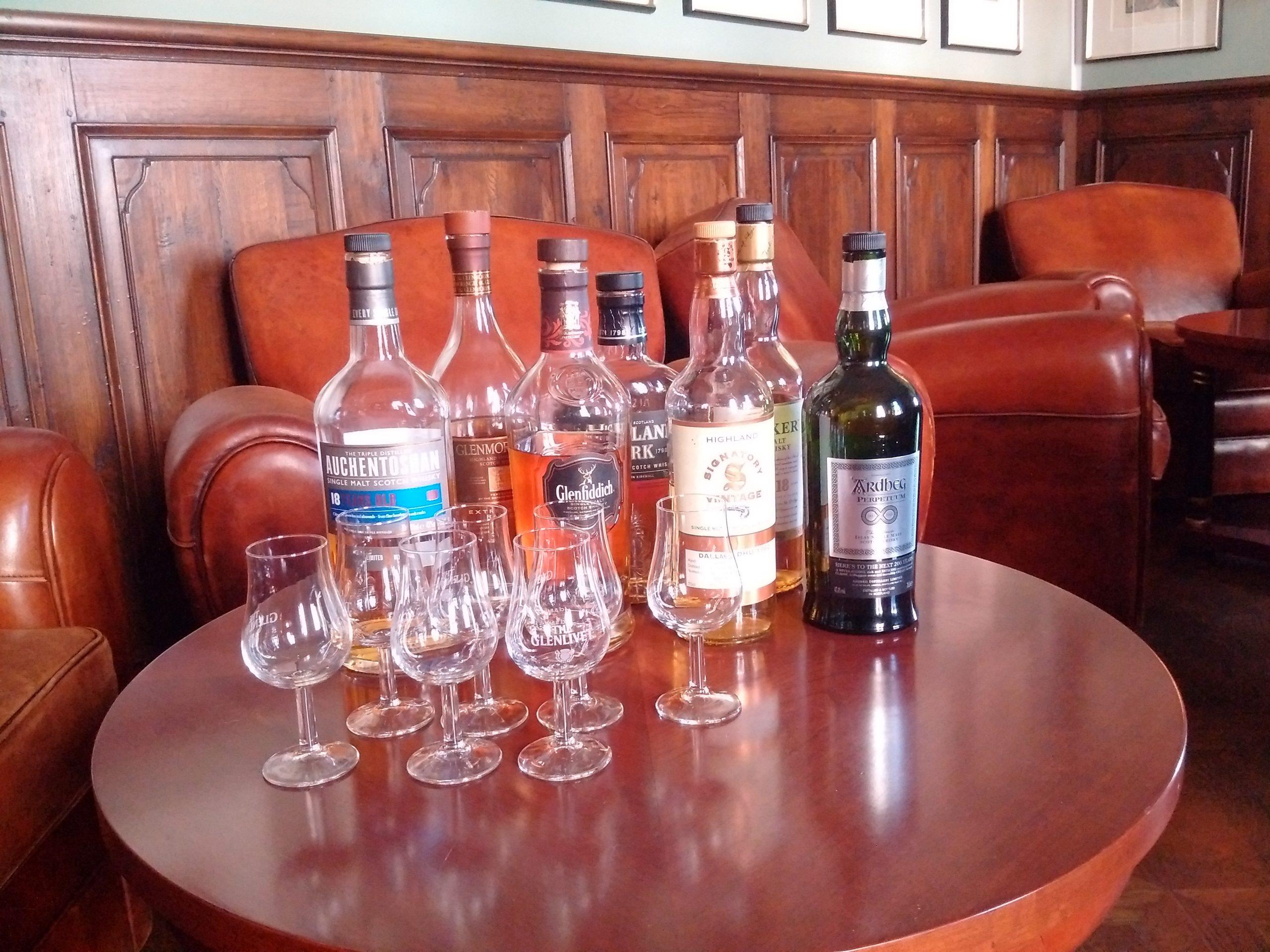 Whisky-Event der Extraklasse