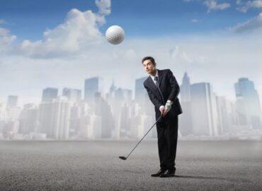 Golf: Schwung für die Karriere
