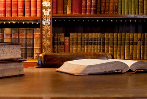 Sechs Gentlemen in der Weltliteratur