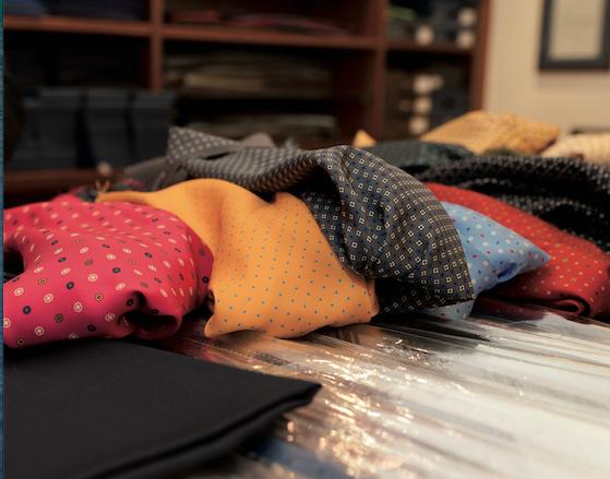 Maßkrawatten: Die Krawatte nach Maß