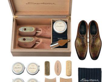 Santoni Limited Edition Box – Aus Leidenschaft zu Schuhen