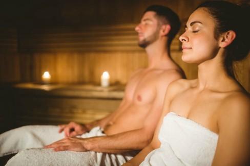 Wenn's hitzig wird, ganz Gentleman – Tipps zum stilvollen Saunagang