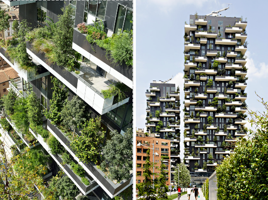 Wohntrends der Zukunft: Grüne Wolkenkratzer