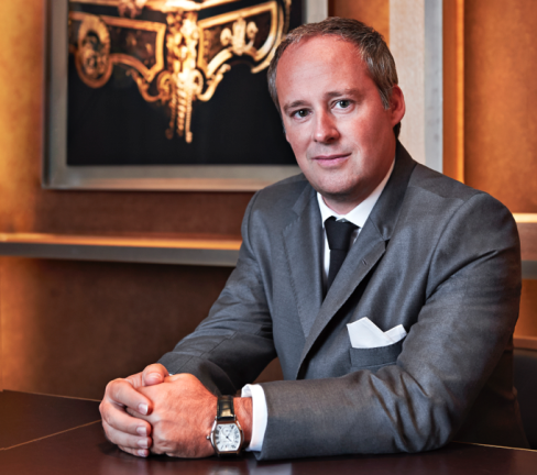 Managing Director von Cartier im Interview