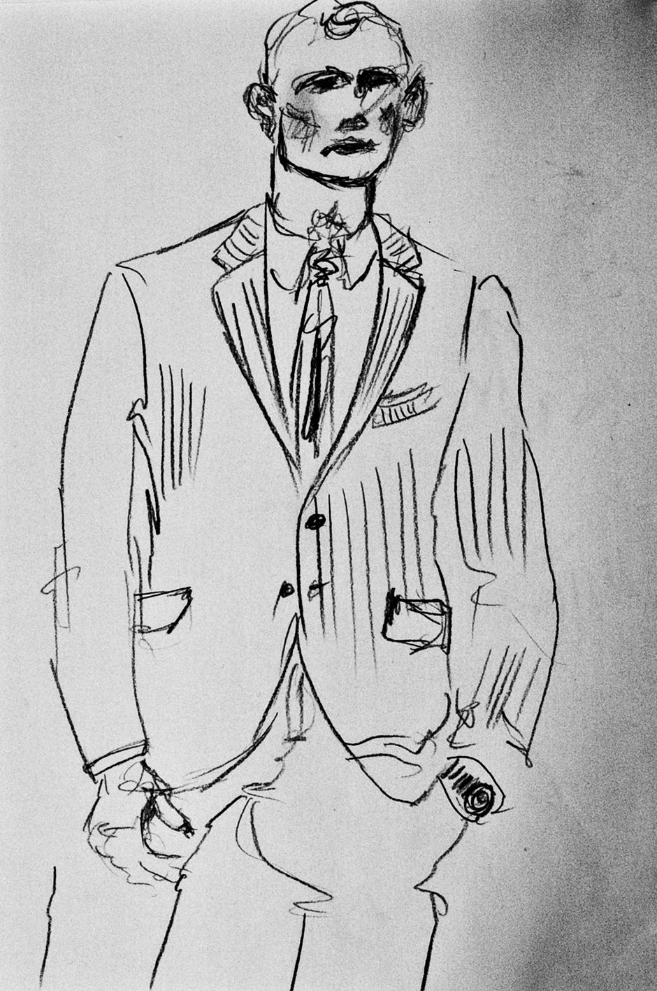 Modegeschichte: Tom Ford und die Männermode