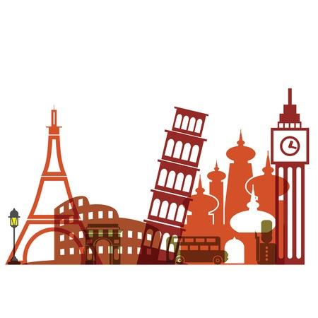 Reisevokabular für Gentlemen auf Europatour