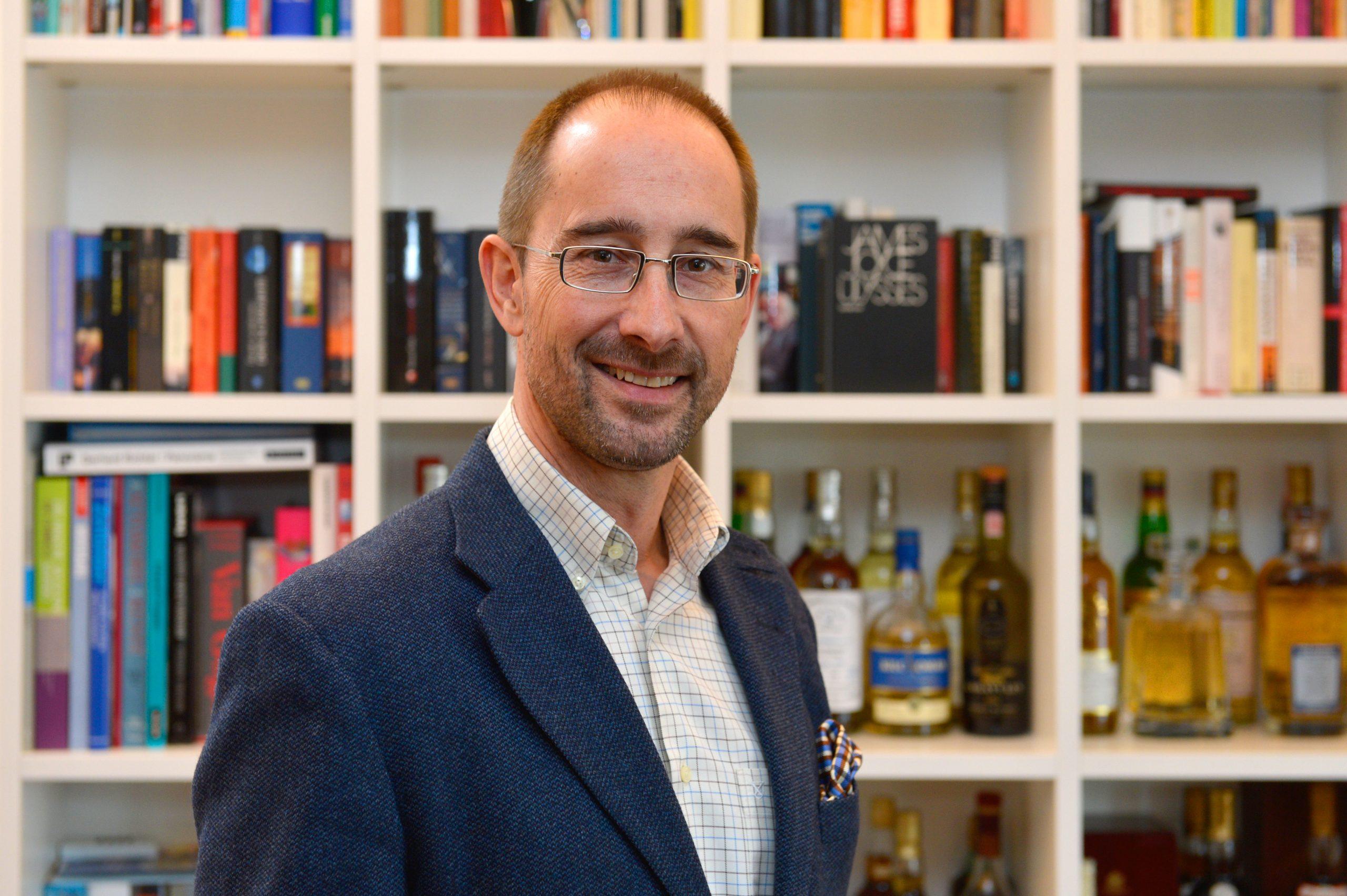 Der britische Lebensstil: TWEED-Chefredakteur Hans Joachim Wieland im Interview