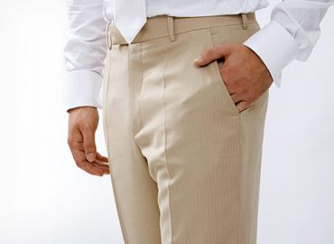 Anzughosen und ihre Feinheiten