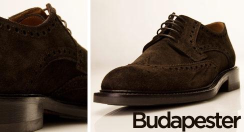Budapester Herrenschuhe