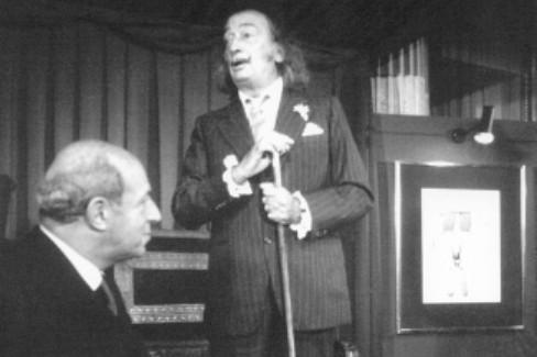Der Dandy des 21. Jahrhunderts – erdacht von Salvador Dalí
