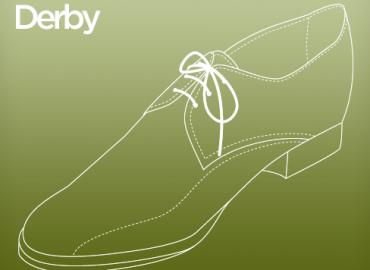Der Derby Herrenschuh