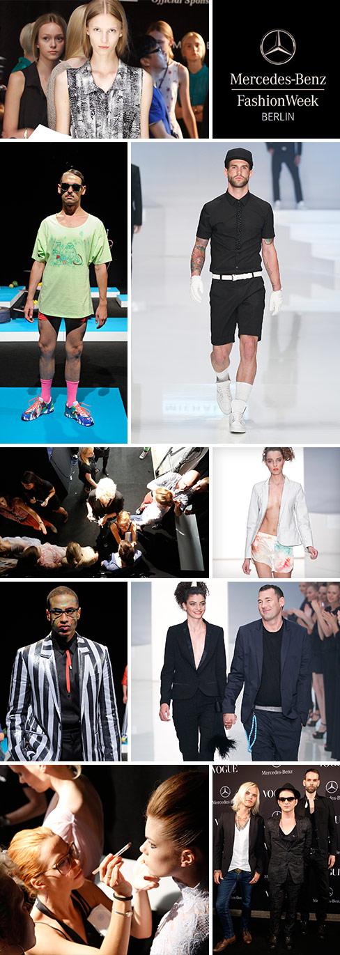 Rückblick auf die Fashion Week Berlin 2012: Glanzlichter und Kuriositäten