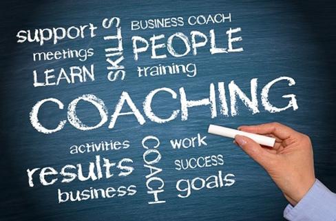 Zu Besuch beim Business-Coach