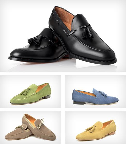 Tassel Loafer: Sommerschuh für den Gentleman