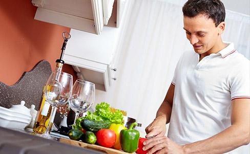 10 Dinge, die in keiner Gentleman-Küche fehlen dürfen