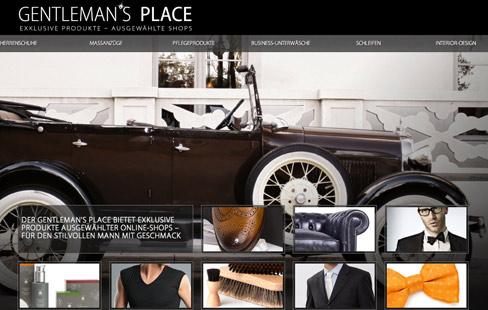 GentlemansPlace – Stil kann man doch kaufen