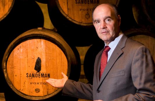 Auf einen Portwein mit Senhor George Sandeman