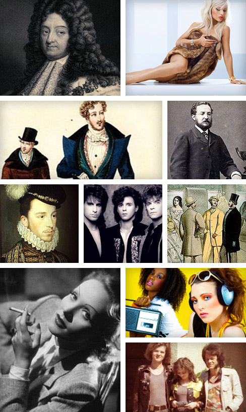 Die lange Geschichte der Mode – Eine Zusammenfassung