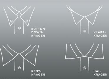 Hemdkragen: Button-Down und Co.