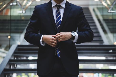 Der Weg zum perfekten Anzug