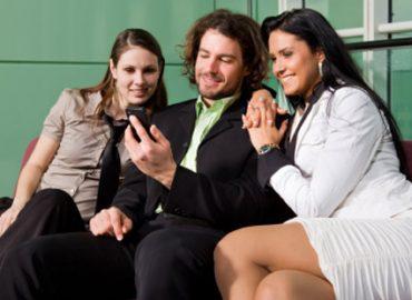 Die Smartphone-Knigge für den Gentleman