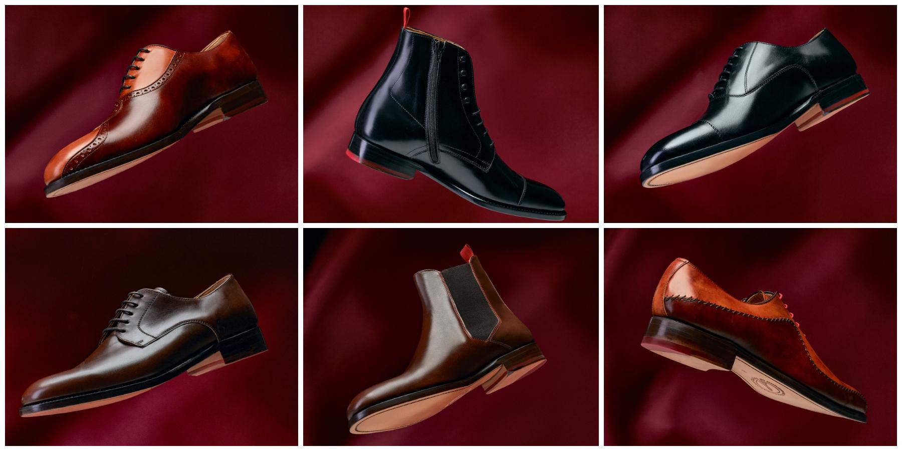 Die Jubiläumsmodelle von Shoepassion
