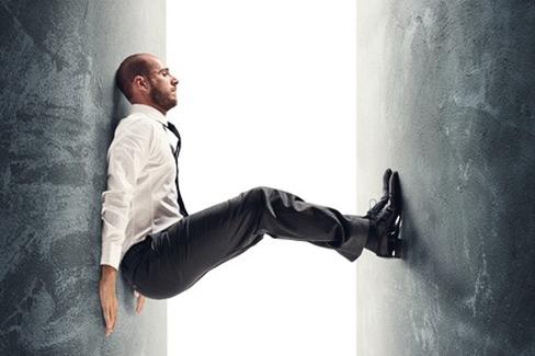 Der Dübel des Erfolges: mehr Zufriedenheit – mehr Ergebnis