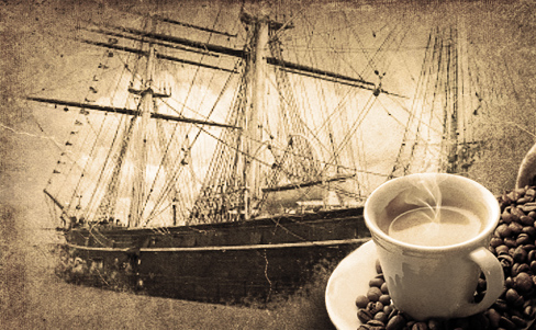 Die Geschichte des Kaffees…Danke Holland!