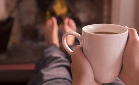 Winterwetter – Die schönste Kaffee-Zeit!
