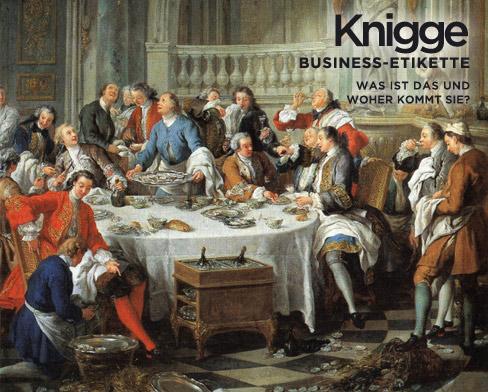 Business-Etikette – Was ist das und woher kommt sie?