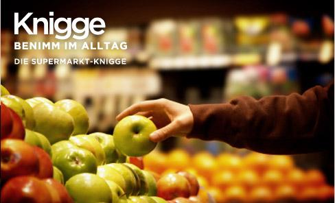 Benimm im Alltag: Supermarkt-Knigge