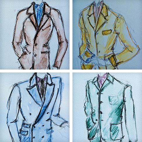 Reverskragen – Das Gesicht des Anzugs