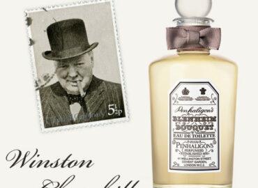 Ein Mann, ein Duft. Heute: Winston Churchill