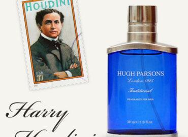 Ein Mann, ein Duft: Harry Houdini